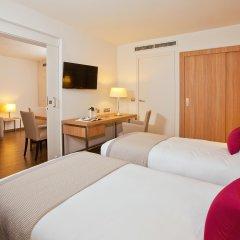 Отель Residhome Roissy-Park 4* Полулюкс с различными типами кроватей