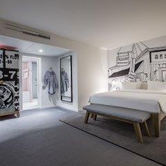 Отель Radisson RED Brussels комната для гостей фото 9