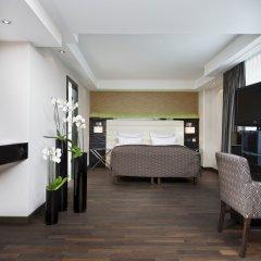 Hotel Palace Berlin 5* Стандартный номер двуспальная кровать