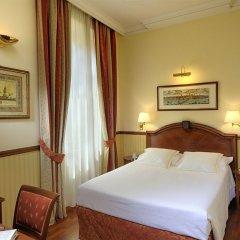 Отель Worldhotel Cristoforo Colombo 4* Стандартный номер с различными типами кроватей фото 14