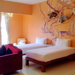 Pimnara Boutique Hotel комната для гостей