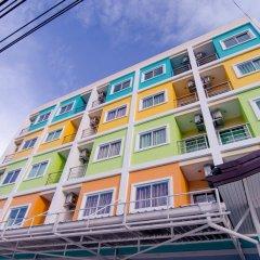 Отель Phaithong Sotel Resort экстерьер фото 5