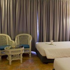 On Hotel Phuket 3* Улучшенный номер с различными типами кроватей фото 5