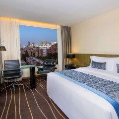 Отель Marco Polo Xiamen 5* Улучшенный номер с различными типами кроватей