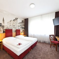 Novum Hotel Franke комната для гостей