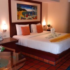 Отель Pacific Club Resort 4* Номер Делюкс разные типы кроватей
