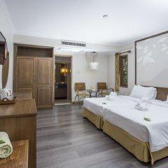 Отель The Leaf On The Sands by Katathani 4* Вилла с различными типами кроватей
