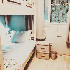 Eclasse Gangnam - Hostel Кровать в мужском общем номере с двухъярусной кроватью