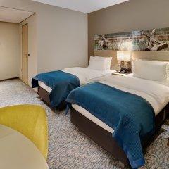 Отель Holiday Inn Dusseldorf City Toulouser Allee 4* Стандартный номер с 2 отдельными кроватями