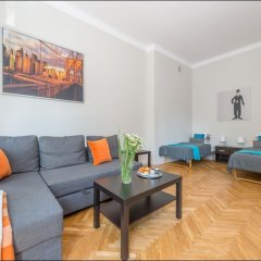 Апартаменты P&O Apartments Freta Studio Апартаменты Эконом с различными типами кроватей