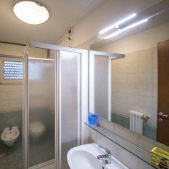 Отель Residence Verbena Римини ванная