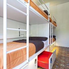 Urbany Hostel Bcn Go! Кровать в общем номере фото 2