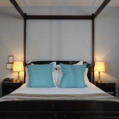 Отель Hôtel California Champs Elysées комната для гостей фото 4