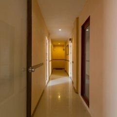 Отель Cool Sea House коридор