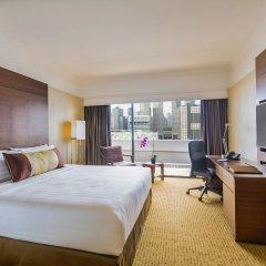 Отель PARKROYAL COLLECTION Marina Bay 5* Номер Делюкс