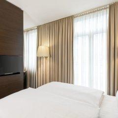 Отель NH Düsseldorf Königsallee 4* Стандартный номер с различными типами кроватей фото 2