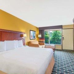 Отель Days Inn by Wyndham Knoxville East 3* Стандартный номер с 2 отдельными кроватями