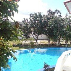 Отель Mansion Giahn Bed & Breakfast Мексика, Канкун - отзывы, цены и фото номеров - забронировать отель Mansion Giahn Bed & Breakfast онлайн открытый бассейн фото 2