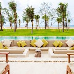 Отель Fusion Resort Phu Quoc Вьетнам, Остров Фукуок - отзывы, цены и фото номеров - забронировать отель Fusion Resort Phu Quoc онлайн бассейн фото 2