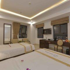 Eden Hotel Danang 4* Номер Делюкс с различными типами кроватей