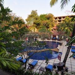 Отель Hyton Leelavadee Phuket бассейн фото 2