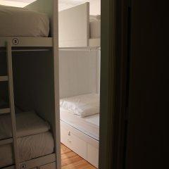 Hub New Lisbon Hostel Кровать в общем номере с двухъярусной кроватью фото 2