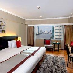 Отель Ramada Plaza by Wyndham Bangkok Menam Riverside 5* Номер Делюкс с 2 отдельными кроватями