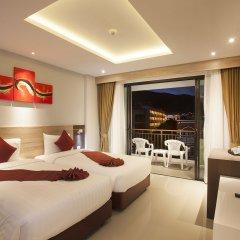 Отель Paripas Patong Resort 4* Номер Премиум с разными типами кроватей фото 5