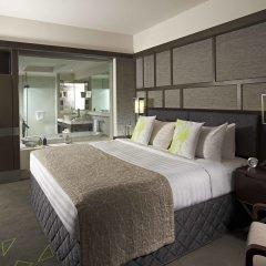 Отель Pan Pacific Singapore 5* Номер Panoramic с двуспальной кроватью