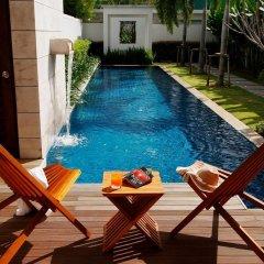 Отель Two Villas Holiday Oxygen Style Bangtao Beach терраса/патио