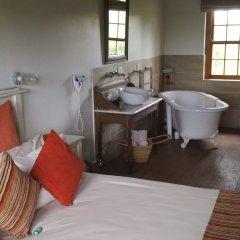 Отель Oyster Bay Lodge 4* Шале Делюкс с различными типами кроватей