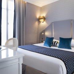 Отель Best Western Hôtel Victor Hugo 4* Улучшенный номер с различными типами кроватей