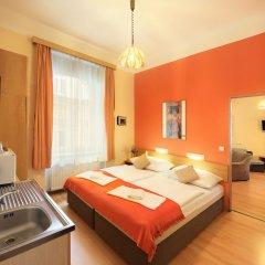 Отель Golden City 3* Апартаменты с различными типами кроватей