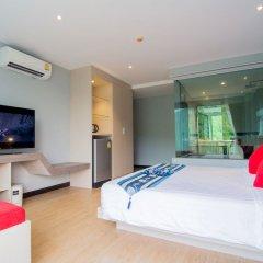 Отель The Blue комната для гостей фото 7