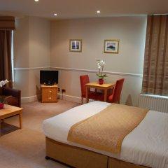 The Brighton Hotel 3* Улучшенный номер с двуспальной кроватью