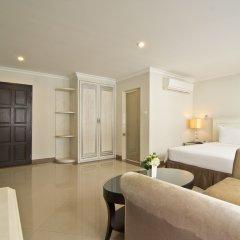 Отель LK Mansion 3* Улучшенный номер с различными типами кроватей