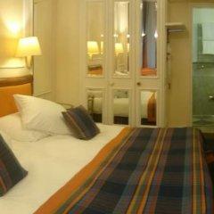 Отель Schweizerhof Zürich 4* Стандартный номер с различными типами кроватей фото 7