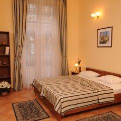 Отель Budapest Museum Central 3* Стандартный номер с различными типами кроватей
