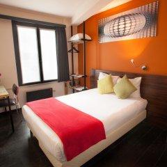 Hotel National 2* Стандартный номер с двуспальной кроватью