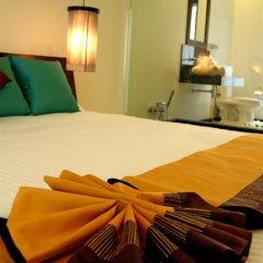 Отель Two Villas Holiday Oxygen Style Bangtao Beach комната для гостей фото 3