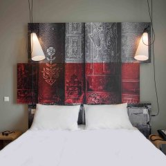 Отель Ibis Riga Centre Латвия, Рига - 7 отзывов об отеле, цены и фото номеров - забронировать отель Ibis Riga Centre онлайн комната для гостей фото 2