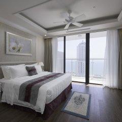 Отель Vinpearl Condotel Empire Nha Trang 5* Люкс с различными типами кроватей