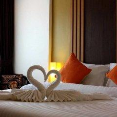 Отель Breezotel Номер Делюкс с двуспальной кроватью