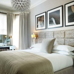 Отель Athenaeum 5* Улучшенные апартаменты с различными типами кроватей