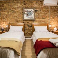 Отель Artistic Tirana 3* Номер Делюкс с различными типами кроватей