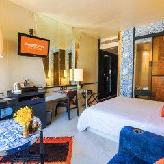 Siam@Siam Design Hotel Bangkok 4* Стандартный номер с различными типами кроватей фото 26