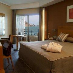 Hotel Sercotel Spa Porta Maris комната для гостей фото 13