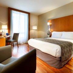 Отель Eurostars Lisboa Parque 4* Стандартный номер с различными типами кроватей