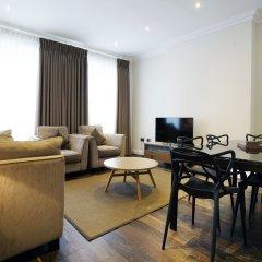 Отель Manson Place Улучшенные апартаменты с различными типами кроватей