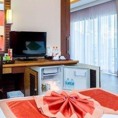 Отель Nipa Resort 4* Стандартный номер с разными типами кроватей фото 3